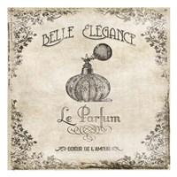 Belle Elegance Framed Print