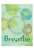 Breathe Flora Fine Art Print