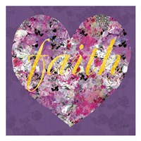 Fiath In Every Heart Fine Art Print