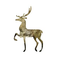Glimmer Deer 2 Framed Print