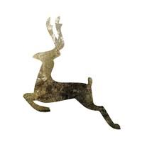 Glimmer Deer 3 Framed Print
