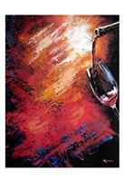 Wine 2 Fine Art Print