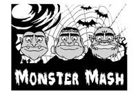 Monster Mash 2 Fine Art Print