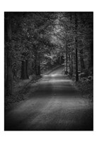 Dark Passage 1 Fine Art Print