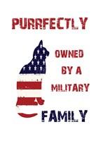Military Pet Framed Print