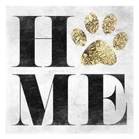 Home Pet Framed Print
