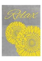 Spa Relax Fine Art Print