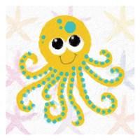 Octopuss Framed Print