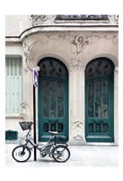 Art Nouveau Door Fine Art Print