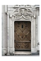 Paris Door Fine Art Print