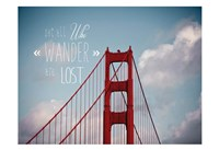 SF Lost Fine Art Print