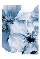 Raining Flowers 2 Framed Print