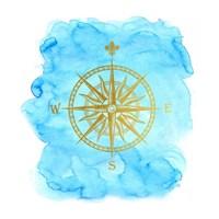 Compass Fine Art Print