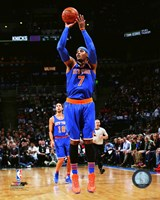 Carmelo Anthony 2015-16 Action Fine Art Print