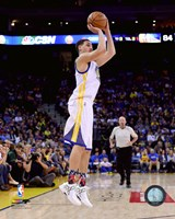 Klay Thompson 2015-16 Action Fine Art Print