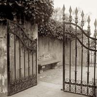 Avignon I Framed Print