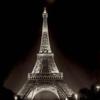 Tour Eiffel II Framed Print