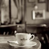 Tuscany Caffe IV Framed Print