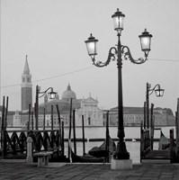 Venezia IV Framed Print