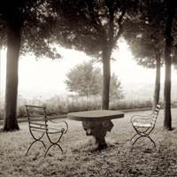 Fiesloe Giardini I Fine Art Print