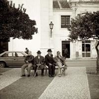 Granada I Framed Print