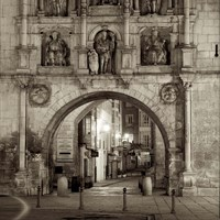 Burgos I Framed Print