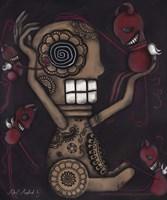My Conscience Fine Art Print