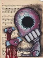 Melting Hearts Fine Art Print