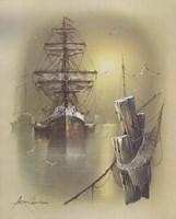 Boat A Fine Art Print