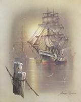 Boat C Framed Print