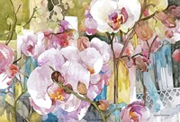 Orchid Oasis Fine Art Print