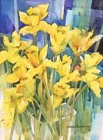 Daffodil Delight Fine Art Print