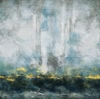 Aqua Blu Fine Art Print