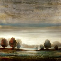 Warm Horizon Fine Art Print