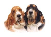 Monty & Basil Fine Art Print