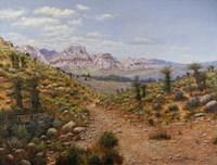 Old Spanish Trail Fine Art Print