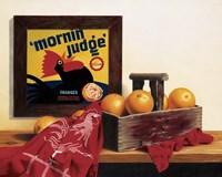 'Mornin Judge' Fine Art Print