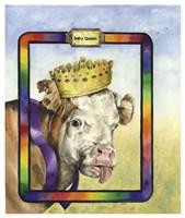 Dairy Queen Fine Art Print