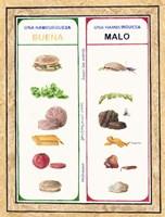 Malo Y Bueno Fine Art Print