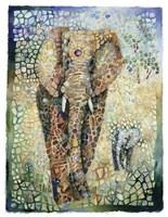 Pachyderm Fine Art Print