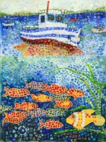 Monterey Bay Fine Art Print