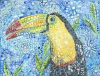 Toucan Charlie Fine Art Print