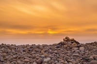 Endless Rock Sunset Fine Art Print