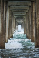 Scripps Splash Fine Art Print