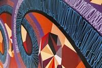 Graffiti Swirl Fine Art Print