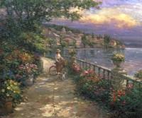 Enchanting View Fine Art Print