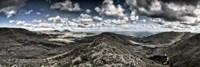 Panorama Lanzarote Fine Art Print
