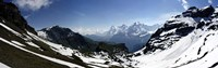 Panorama Switzerland Fine Art Print