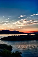 Havasu Sunset II Fine Art Print