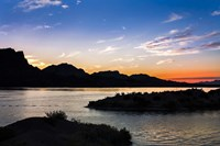 Havasu Sunset I Fine Art Print